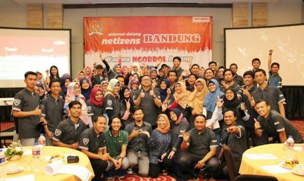 Netizen Bandung Ngobrol Bareng MPR | Blogger BDG | Nchie hanie | Aston Tropicana Cihampelas