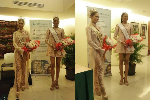 RS Melinda 2 | Medical Tourism Indonesia | Riana Puspita Dewi Miss Tourism Ambassador Indonesia | Marsya Safira Mrs World Peace Indonesia