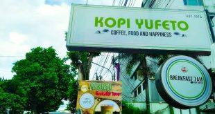 Kopi Yufeto | tempat ngopi di bandung | coffee, food, happiness| kuliner bandung | yufeto catering
