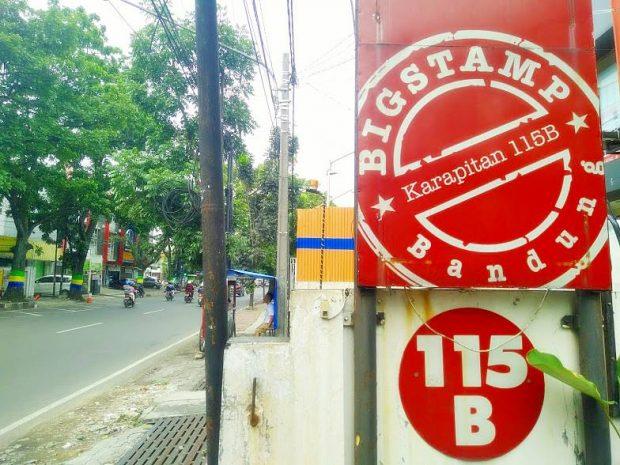 Big Stamp | Jl Karapitan no 115B | Percetakan Murah di Bandung | Stempel | Nchie Hanie