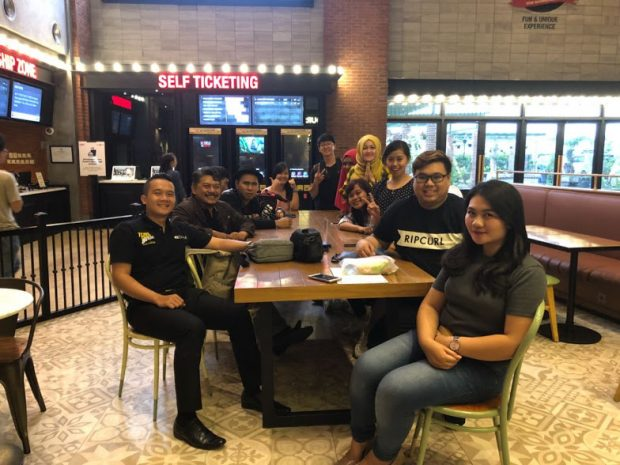 4DX CGV Paris Van Java | Maze Runner The Death Cure | Lifestyle Blogger