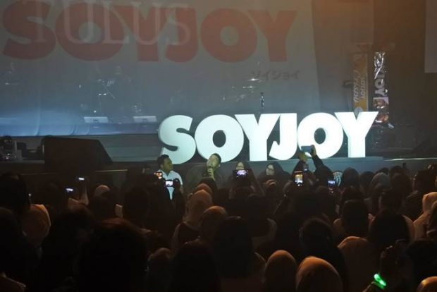 Soyjoy Crispy | Tulus | Intimate Concert | Hidup Enak | Upper Room| Annex Building | Nchie Hanie | Lifestyle Blogger
