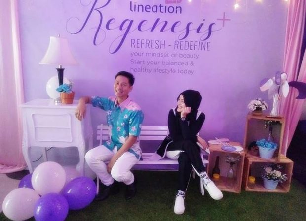 Regenesis+ | Lineation Korean Centre | 5 Lines of Happiness | Stress Management | Nchie Hanie | Blogger BDG