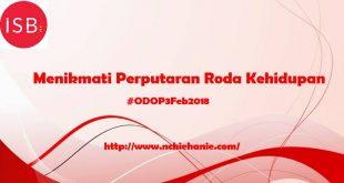 Menikmati Perputaran Roda Kehidupan | ODOP Feb 2018 | Indonesian Social Blogpreneur | Nchie Hanie | Lifestyle Blogger