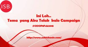 ODOPFEB2018 | Indonesian Social Blogpreneur | Nchie Hanie | Lifestyle Blogger