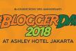 Hotel Ashley Jakarta |Blogger Day 2018 | BloggerCrony Community 3rd Anniversary | Nchie Hanie | Lifestyle Blogger Bdg