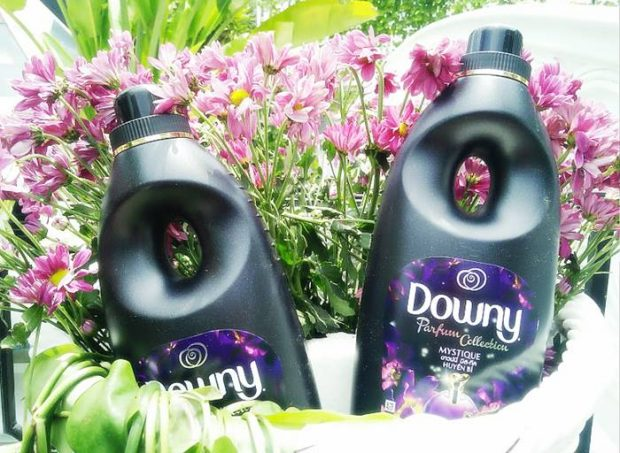 Downy | Downy Parfum Collection™ |Laudya Cintya Bella|Makin Panas Makin Wangi|Nchie Hanie | Lifestyle Blogger BDG