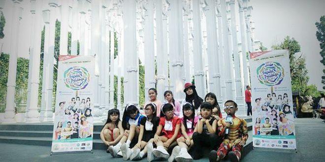 Sejuta Pelangi Indonesia | Save Lagu Anak Indonesia | Rabbit Town |Nchie Hanie |Lifestyle Blogger BdG