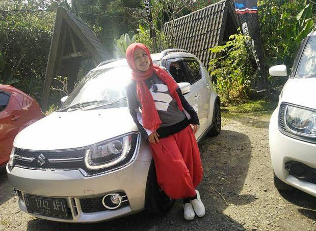 Suzuki Ignis | Media Gathering Suzuki | PT NJS |Nchie Hanie