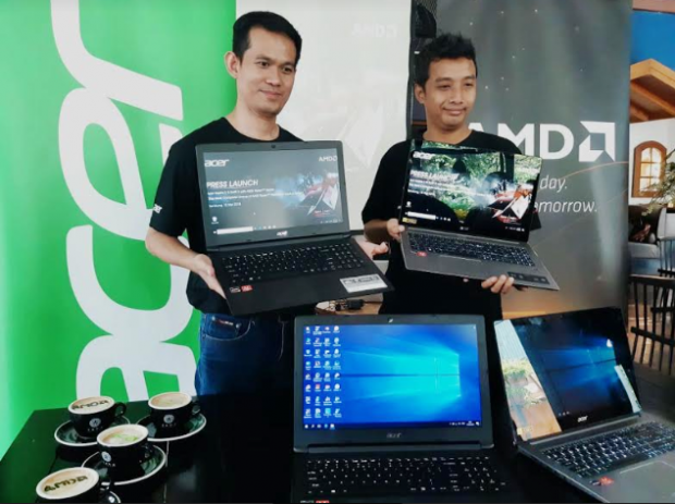 Acer Aspire 3 & Swift 3 AMD Ryzen