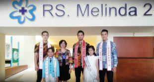 Mister Indonesia |Melinda 2 Hospital | Nchie Hanie|Blogger Lifestyle