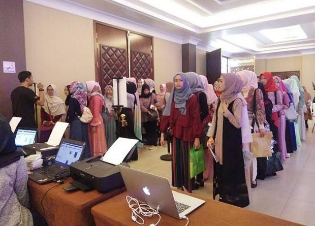 Sunsilk Hijab Hunt 2018 Bandung |Trans Studio Bandung |Nchie Hanie |Lifestyle Blogger | Sabine Fatimah Sayidina | Ira Ary Monica
