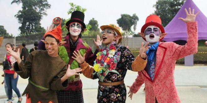 Fairy Garden | The lodge | wisata keluarga lembang |wisata alam bandung | nchie hanie | blogger bandung | lifestyle blogger