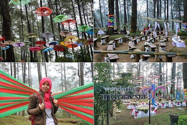 Orchid Forest Lembang, Destinasi Digital, Edu Tourism, Sport Tourism, Nomadic Tourism, One Stop Family Adventure, Tempat Wisata di Lembang