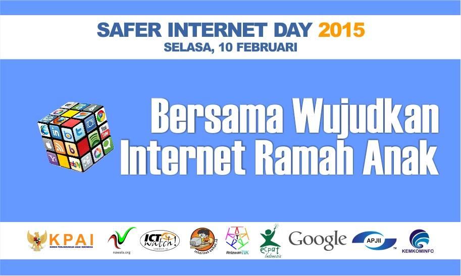 Safer Internet Day | SID2015 | Relawan TIK | Bersama Wujudkan Internet Ramah Anak | nchie hanie | Emak2 Bogger