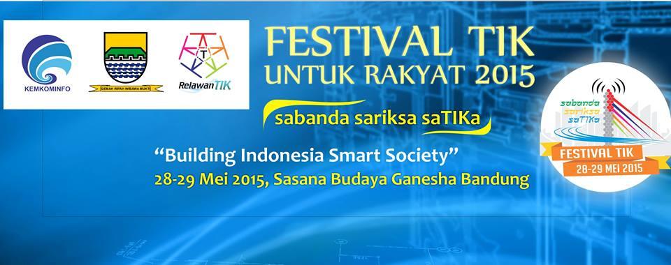 FestTIK 2015 | Hayu Urang NgeTIK |Workshop FesTIK 2015