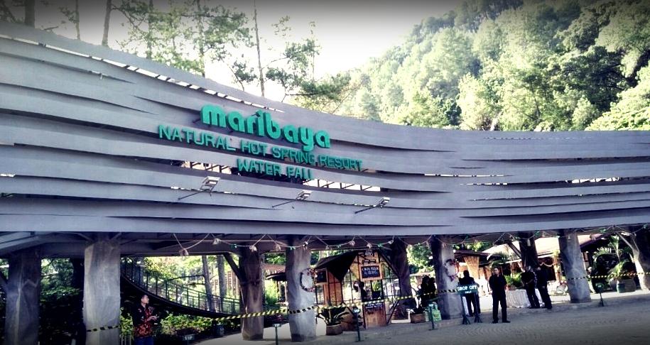 Gerbang Eyang Raksa Dinata | Maribaya Natural Hot Spring Resort