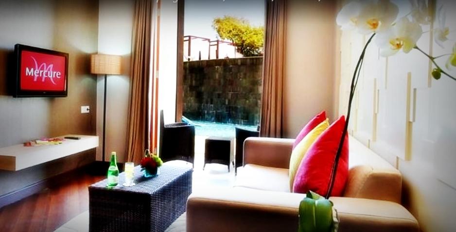 Mercure hotel nusa dua bali | hotel mewah | traveloka
