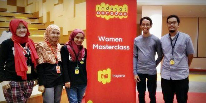 Women Masterclass | coding for women | toko online | wordpress | woocommerce | blogger bdg