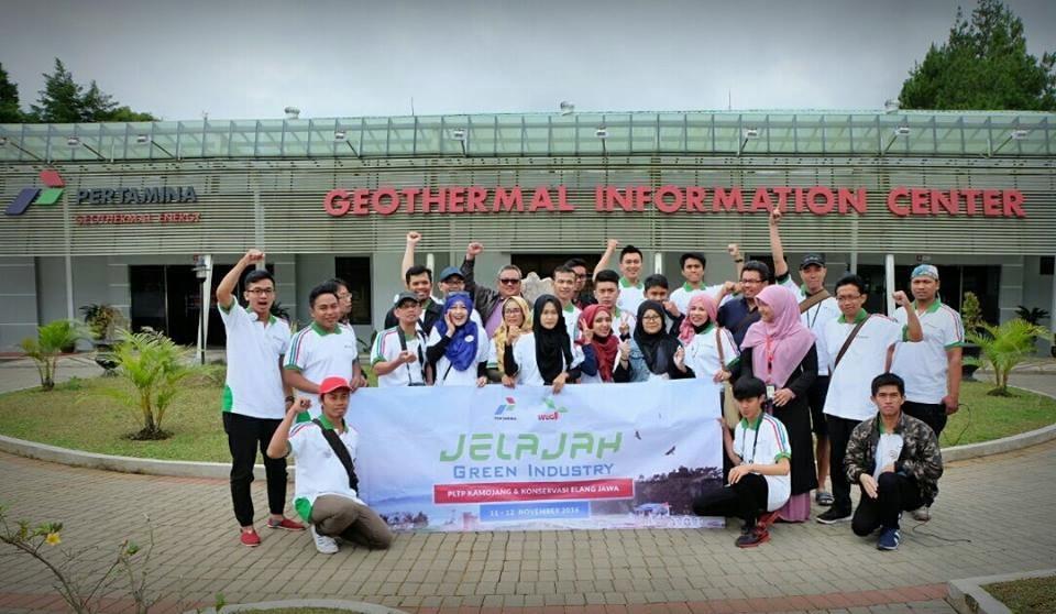 PERTAMINA perusahaan Panas Bumi terbesar di Indonesia | jelajah green industry |pertamina kamojang | energi bersih | komunitas wegi