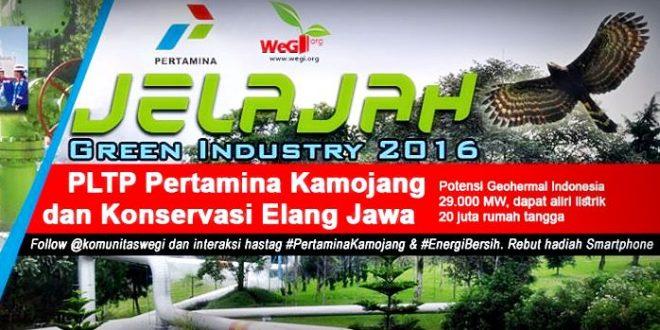 Jelajah Green Industri | Komunitas WEGI | PGE Kamojang |