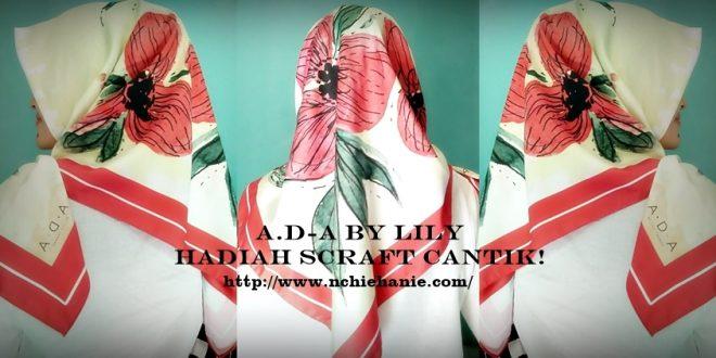 ADA by Lily | Scraft Bandung | Lily Tasman | nchie hanie
