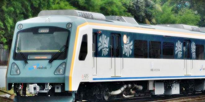 Kereta Api Bandara Kualanamu | Railink | Airport Railway Station | Blogger BDG | nchiehanie