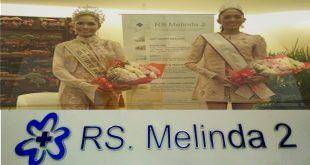 RS Melinda 2   Medical Tourism Indonesia   Riana Puspita Dewi Miss Tourism Ambassador Indonesia   Marsya Safira Mrs World Peace Indonesia
