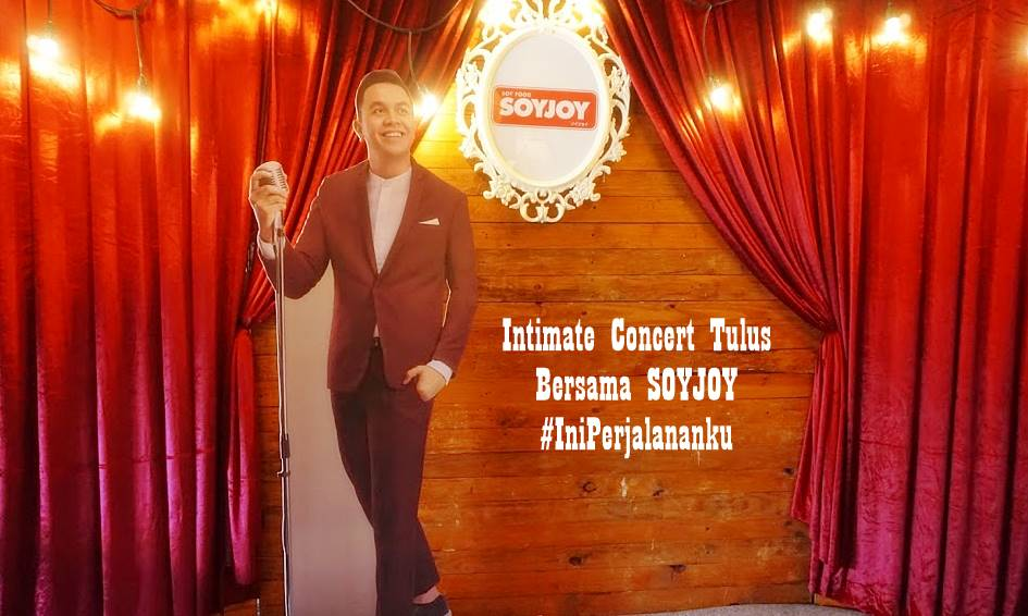 Intimate Concert Tulus Bersama SOYJOY | Ini Perjalananku | Blogger BDG