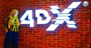 4DX CGV Paris Van Java | Maze Runner The Death Cure