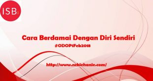 ODOP | Indonesian Social Blogpreneur | LifeStyle Blogger | Nchie Hanie