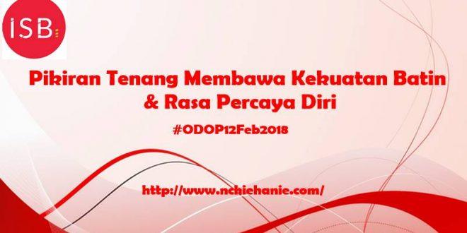 ODOPFEB18 | Indonesian Social Blogpreneur