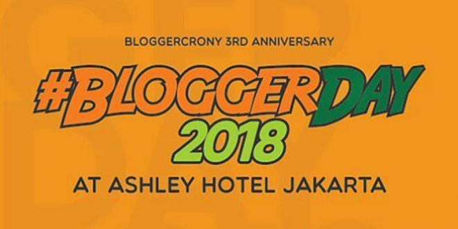 Hotel Ashley Jakarta |Blogger Day 2018 | BloggerCrony Community 3rd Anniversary | Nchie Hanie | Lifestyle Blogger Bdg