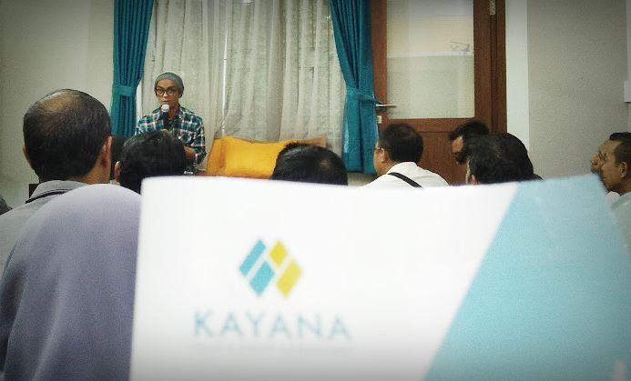 Kayana Tour & Event Consultant | Ust Evie Effendi | Nchie Hanie | Lifestyle Blogger