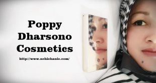Poppy Dharsono Kosmetik | Nchie Hanie |Blogger Lifestyle Bandung
