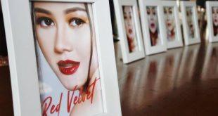 Aura Lip Lacquer | nchie hanie | beauty blogger bandung