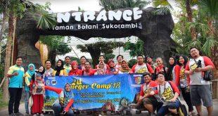 Nchie Hanie | Sibening Dewaseo | Blogger BDG | Blogger Jember Sueger Camp | Destinasi Wisata Jember |Taman Botani Sukorambi