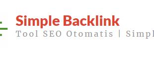 Simple Backlink |Tool Backlink | Backlink Otomatis | Dewa SEO | Jasa SEO | Nchie Hanie | Blogger BDG