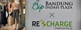 ReCharge, Layanan Sewa Power Bank  di  Bandung Indah Plaza