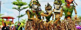 Mengenal Tiga Ikon Seni Arak-arakan dari Ciamis