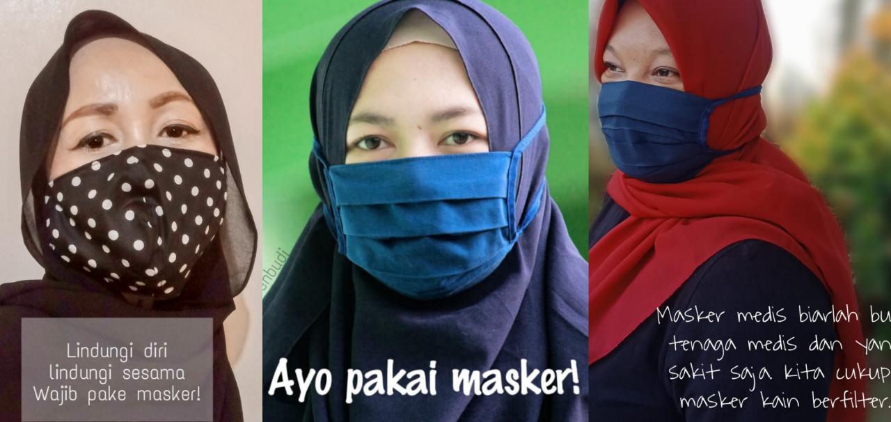 ayo pakai masker | nchiehanie | blogger bdg