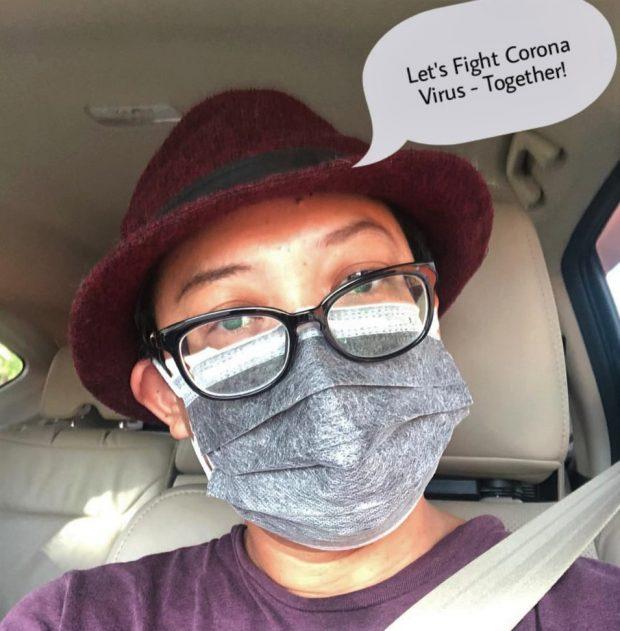ayo pakai masker   nchiehanie   blogger bdg   Indah Savitri