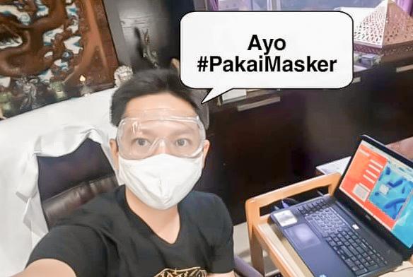 ayo pakai masker   nchiehanie   blogger bdg