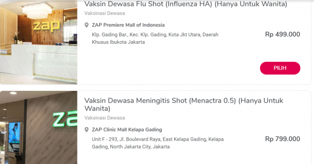 vaksin jakarta, halodoc, aplikasi halodoc, vaksinasi, manfaat vaksinasi, nchiehanie