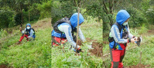Tree For Hope, Gerakan Sejuta Pohon | nchie hanie | the lodge maribaya | wisata alam lembang | saya pilih bumi