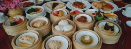 Sunday All You Can Eat Dimsum InterContinental Bandung Dago Pakar