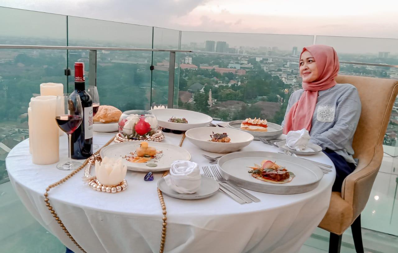 Cita Rasa Kuliner Negeri Prancis | Taste of France-Kitchen Takeover | The Trans Luxury Hotel | Chef Amaury Belkhanfar | nchie hanie | blogger bandung