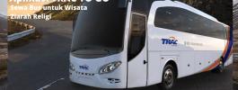 Aplikasi TRAC To Go, Sewa Bus untuk Wisata Ziarah Religi Makin Mudah