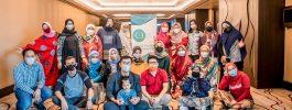 Arisan Ilmu KEB, Tips Microblogging Dr Canva di Crowne Plaza Hotel Bandung