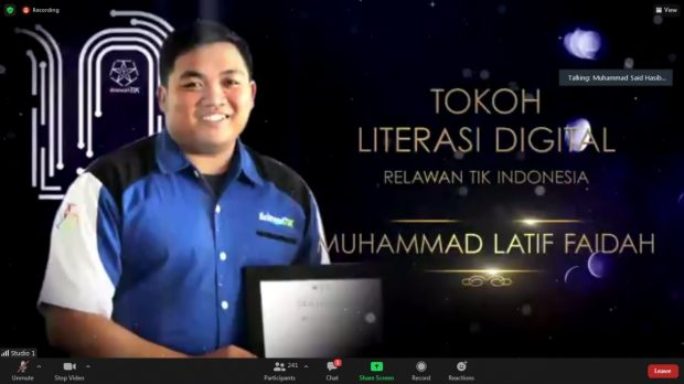 Tokoh Literasi Digital | 1 Dekade Relawan TIK Indonesia